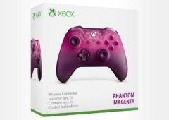 manette Xbox One Edition Spéciale Phantom Magenta