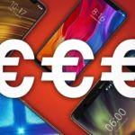 meilleurs smartphones entre 200 et 300 euros
