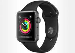 montre Apple Watch Series 3