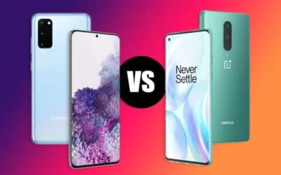 oneplus 8 vs galaxy s20