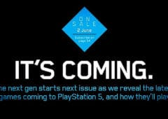 ps5 its coming