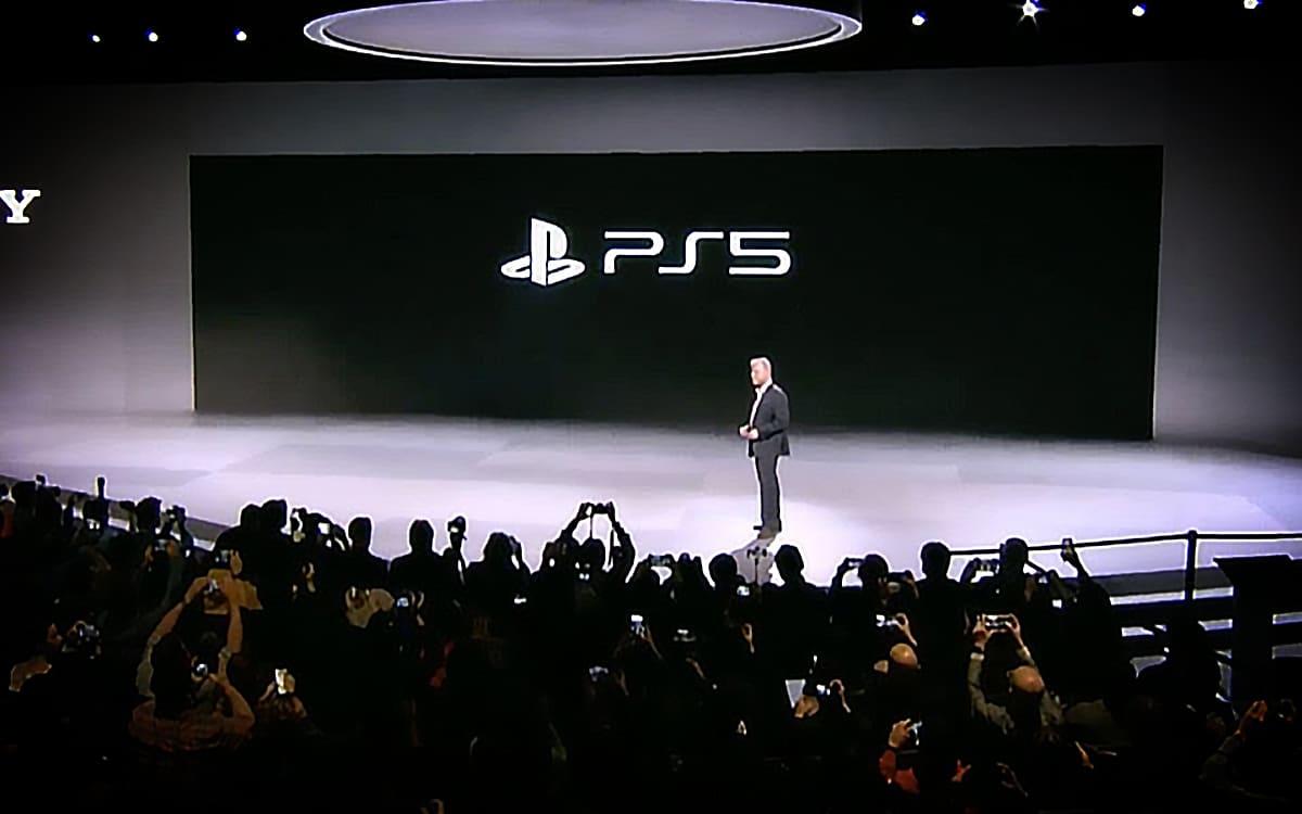 PS5 date lancement