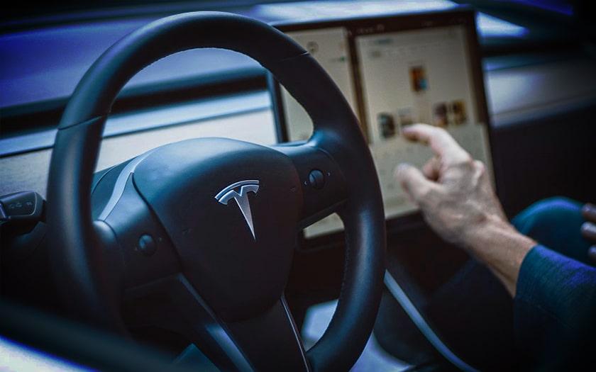 Tesla internet