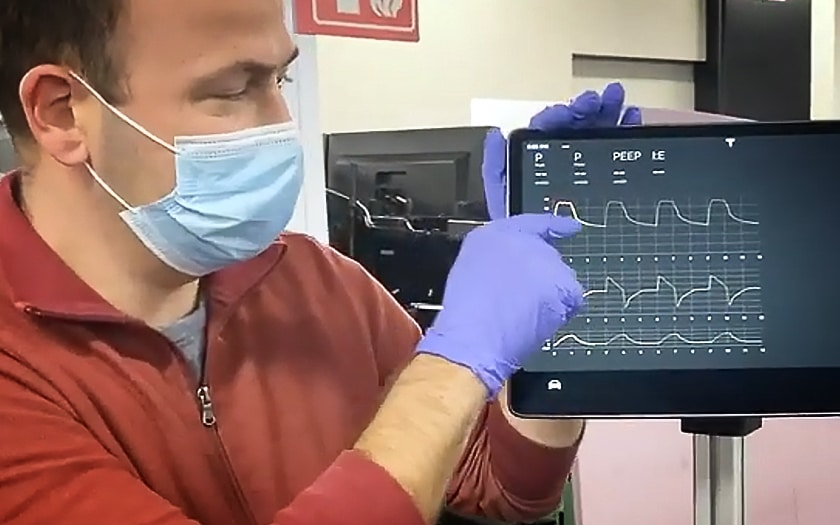 Respirateur Tesla vidéo