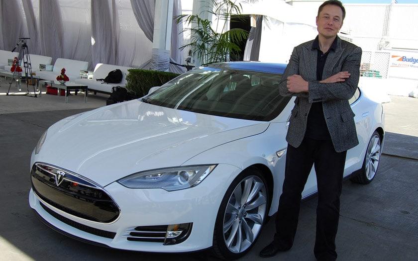 Voitures électriques Tesla