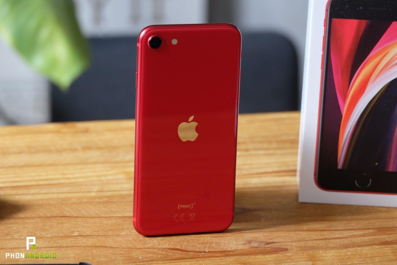 test iphone se 2020 design