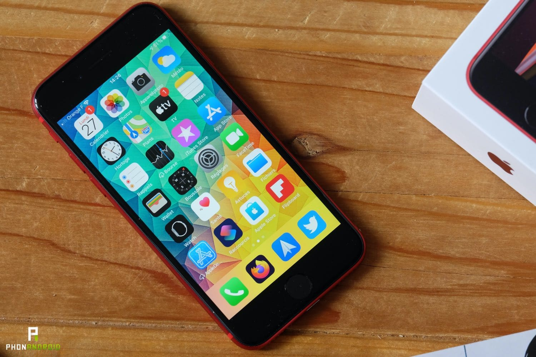 test iphone se 2020 ios