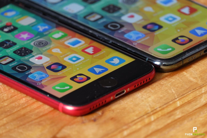 iphone se 2020 test id key
