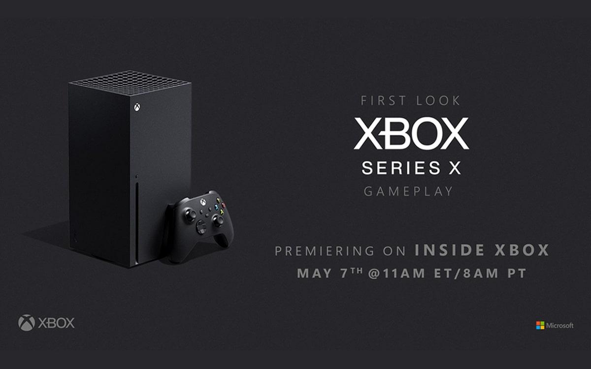 Microsoft présentation jeux Xbox
