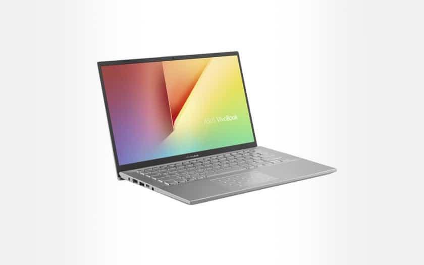 ASUS - VivoBook S14 - S412DA-EK320T - Argent