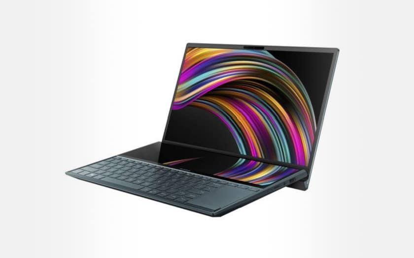 ASUS - ZenBook Duo - UX481FA-BM010T
