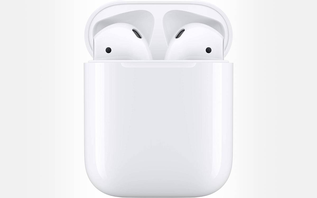 Apple AirPods 2 pas chers sur Amazon