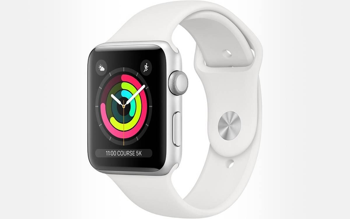 Apple Watch Series 3 à prix réduit