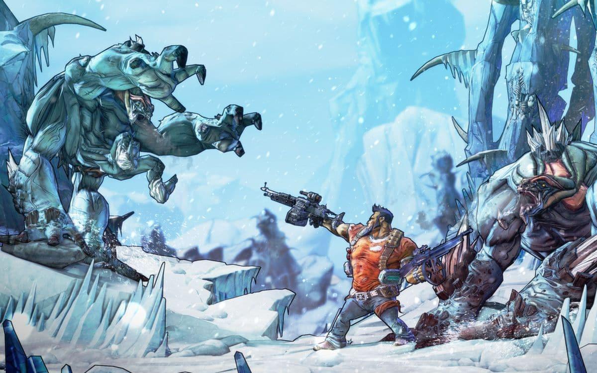 Le jeu Borderlands 2