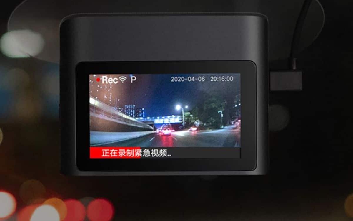 La Mi Smart Dashcam 2K