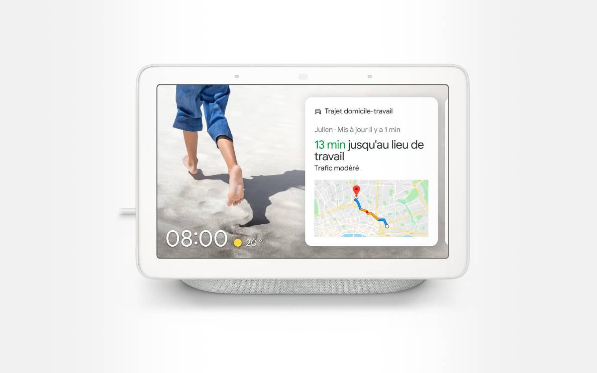 Google Nest Hub en promo