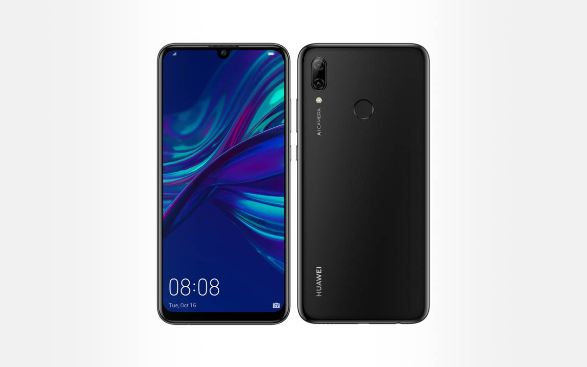 Huawei P Smart 2019 at Rue du Commerce