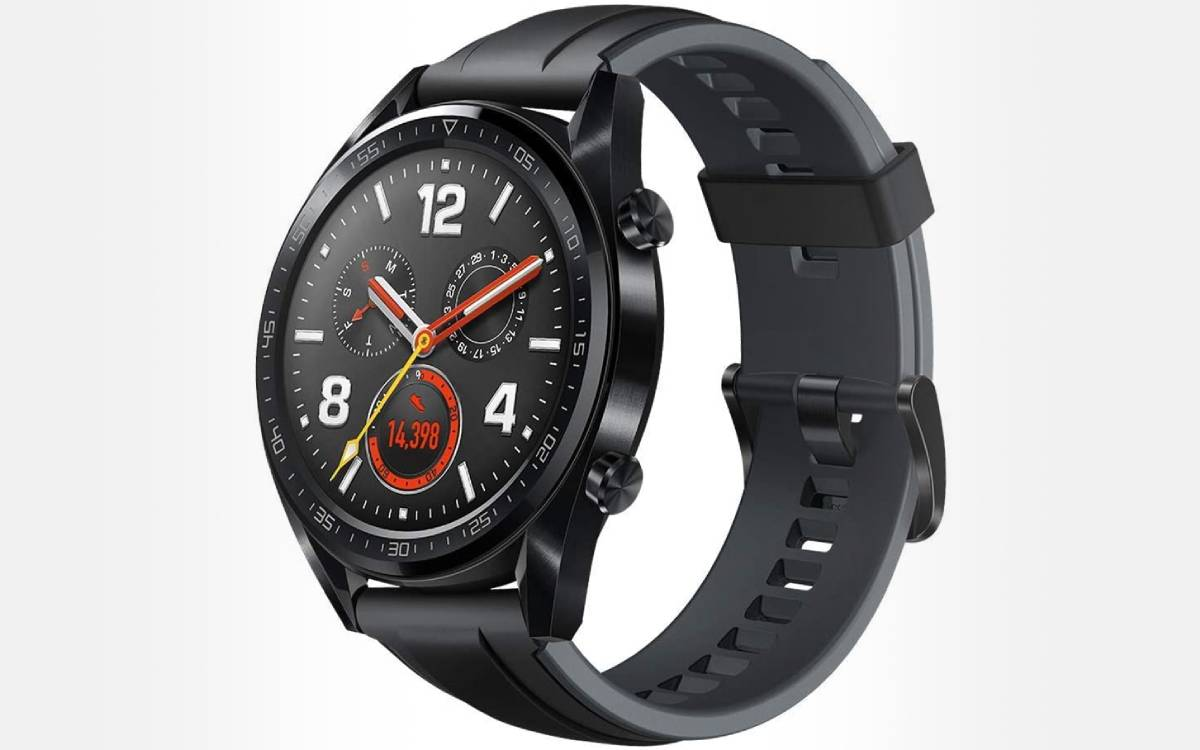 Huawei Watch GT french days
