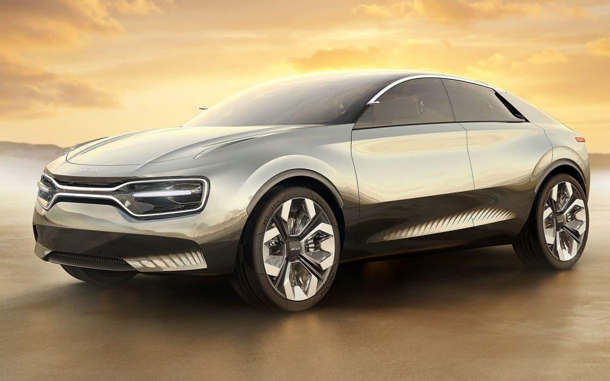Le concept Car Kia Imagine