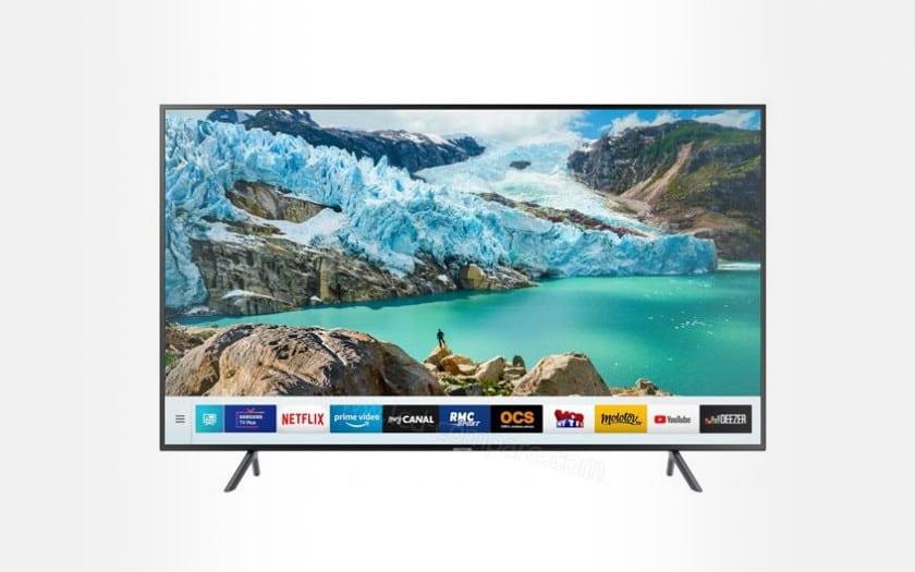 SAMSUNG - TV LED 50 125 cm - UE50RU7172