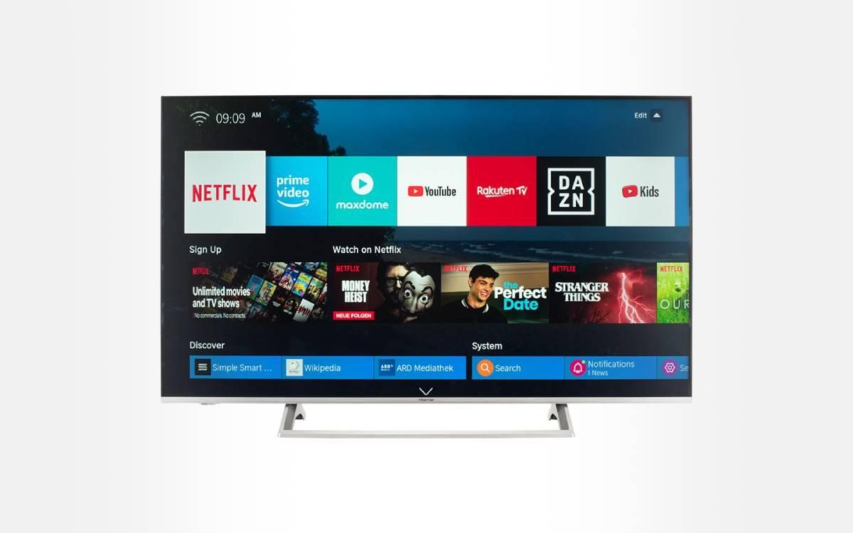 Smart TV LED Hisense H50B7500 à moins de 350 euros