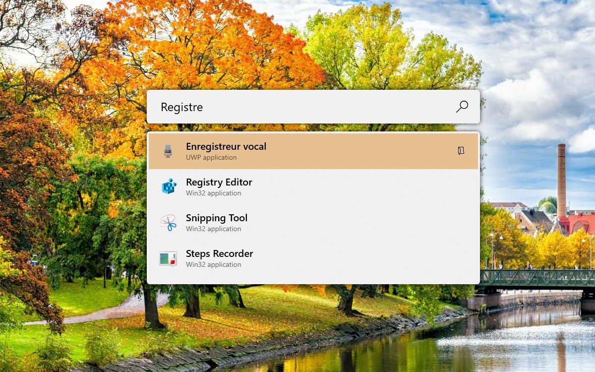 Windows 10 Commande Executer PowerToys Run