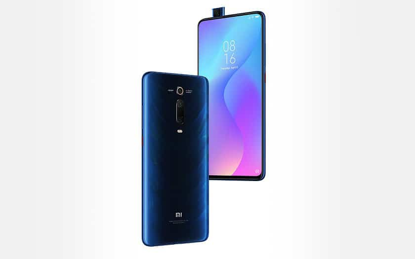 Xiaomi Mi 9T Pro bleu