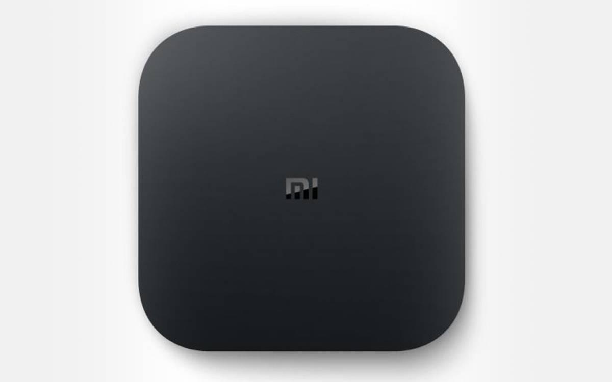 promo Xiaomi Mi Box S Android TV chez Fnac et Darty