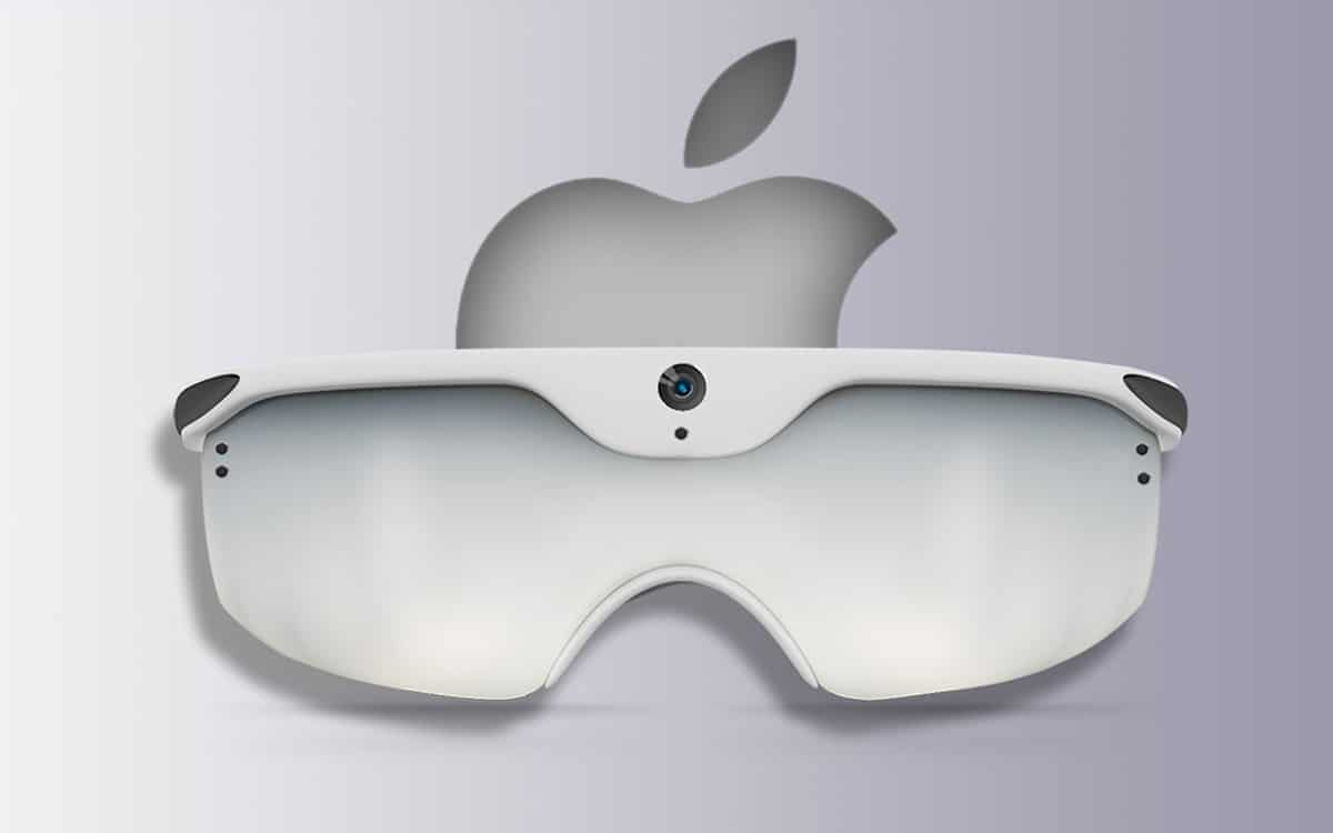 apple glass sortie 2022