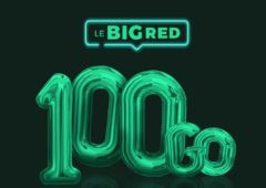 big red forfait mobile 100 Go red by sfr