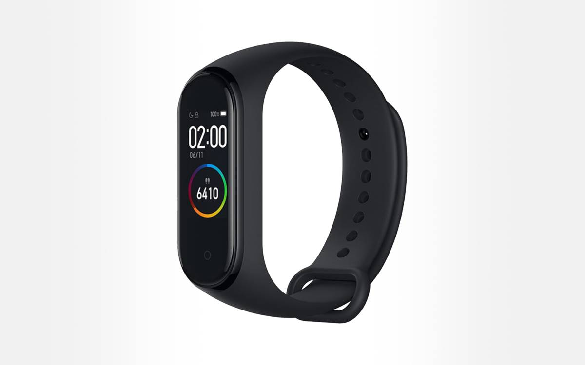 cheap Xiaomi Band 4 bracelet