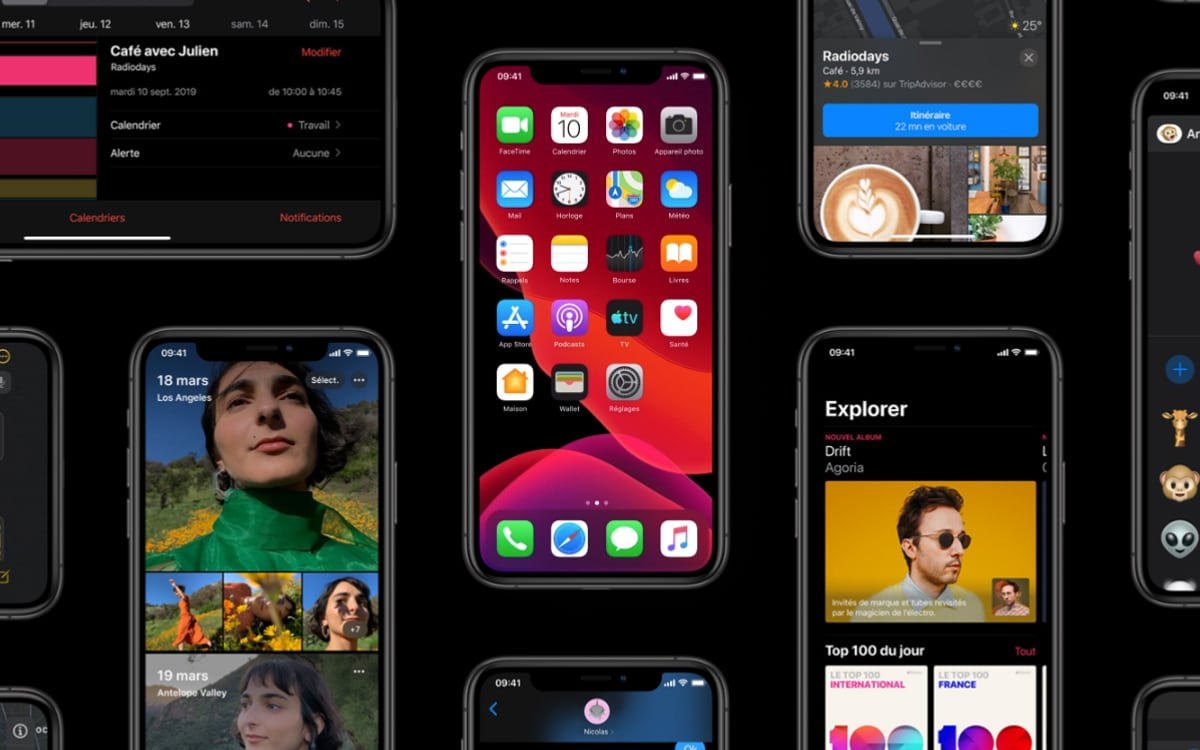 bug iphone mise à jour ios 13.5
