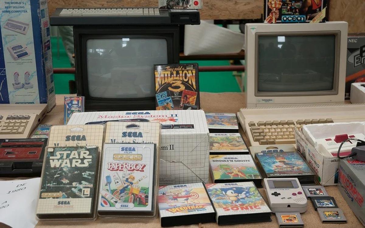 Console de rétro-gaming