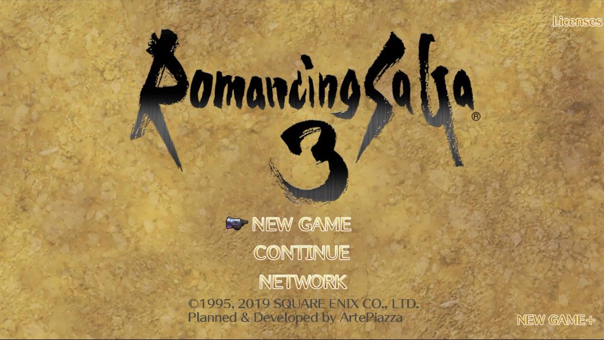 dossier rpg mobile romancing saga 3