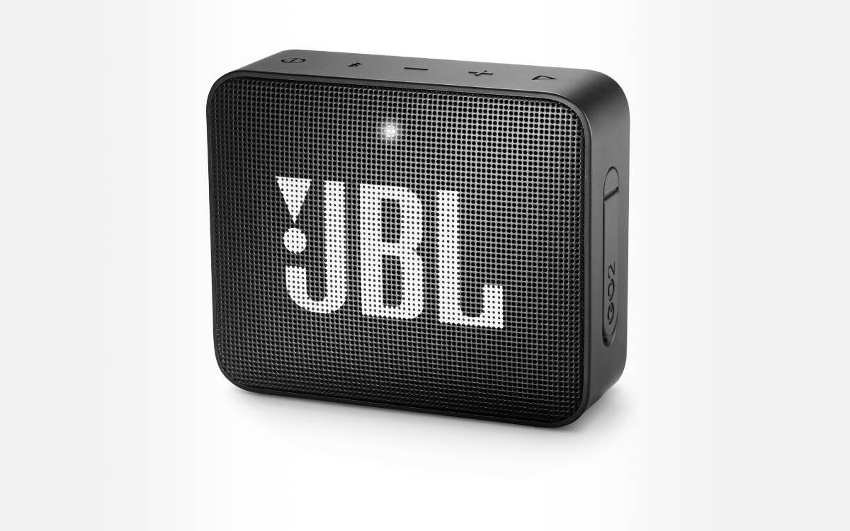 enceinte JBL Go 2 pas chère