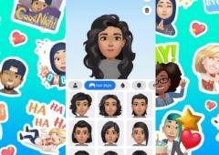 facebook avatars europe