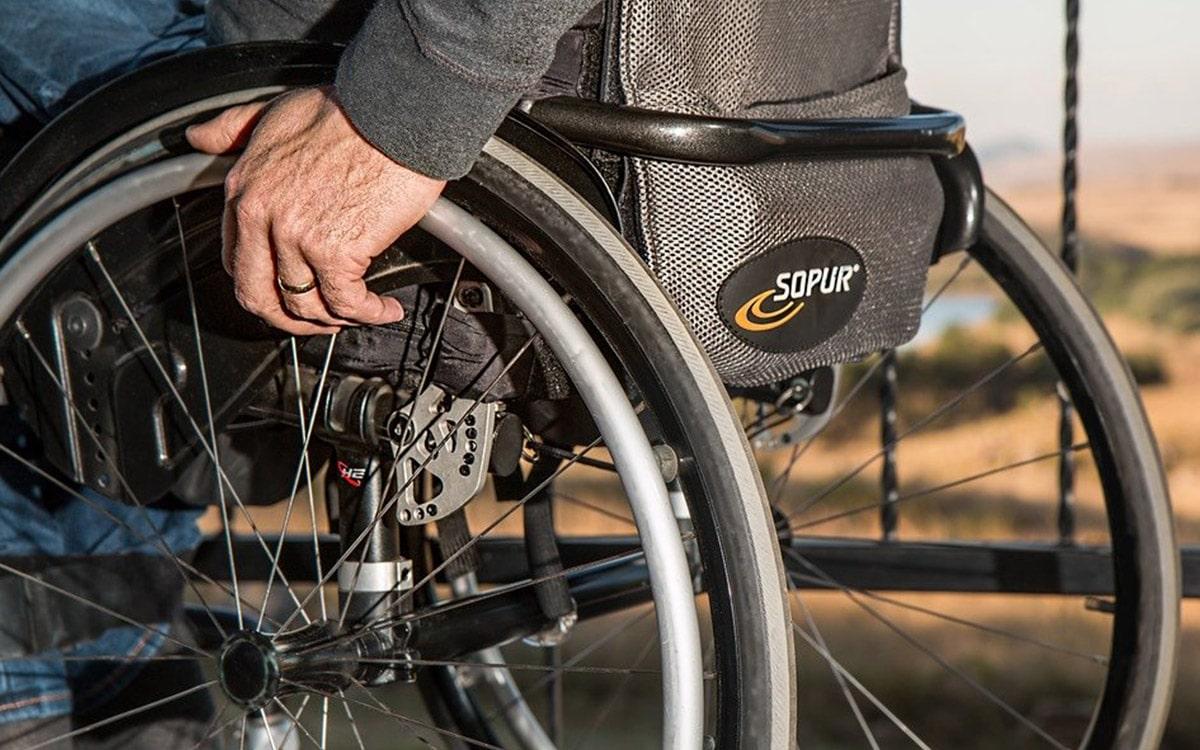 google maps indique fauteuil roulant