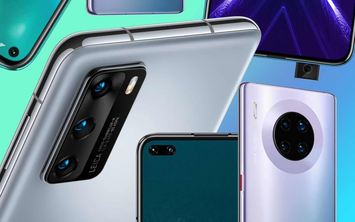 huawei honor smartphones sans services google - Huawei, Honor: here is the list of smartphones without Google Play Store - PhonAndroid