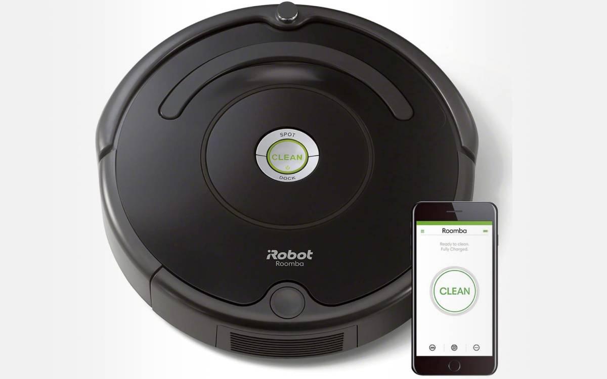 aspirateur robot iRobot Roomba 671 pas cher