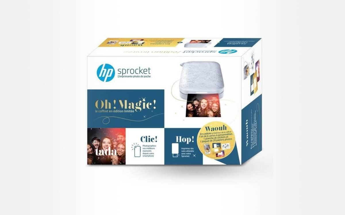 imprimante HP Sprocket 200 pas chère