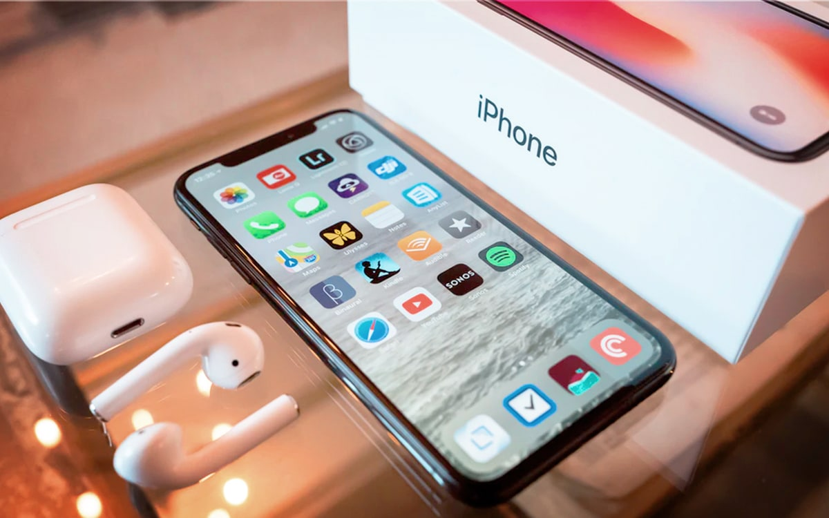iphone 12 - iPhone 12: Apple would no longer put headphones in the box to sell more AirPods! - PhonAndroid