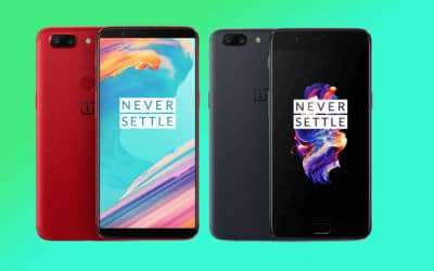 oneplus 5 5t android 10