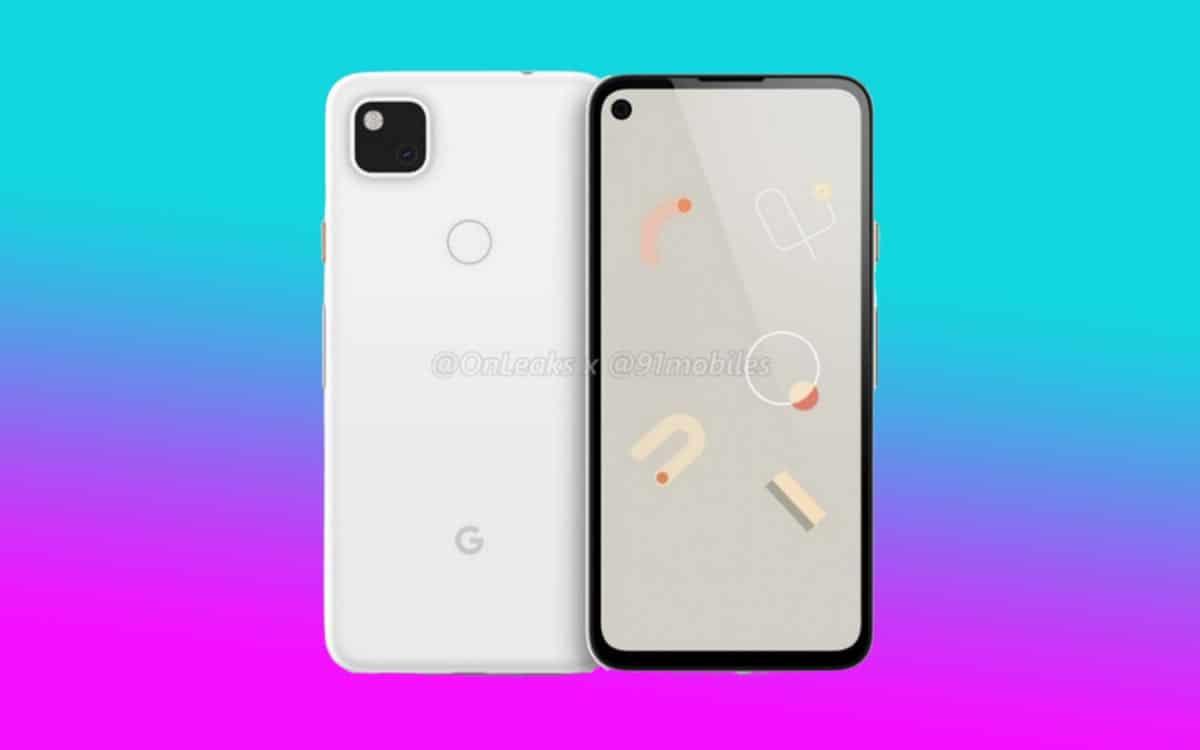 pixel 4a prix
