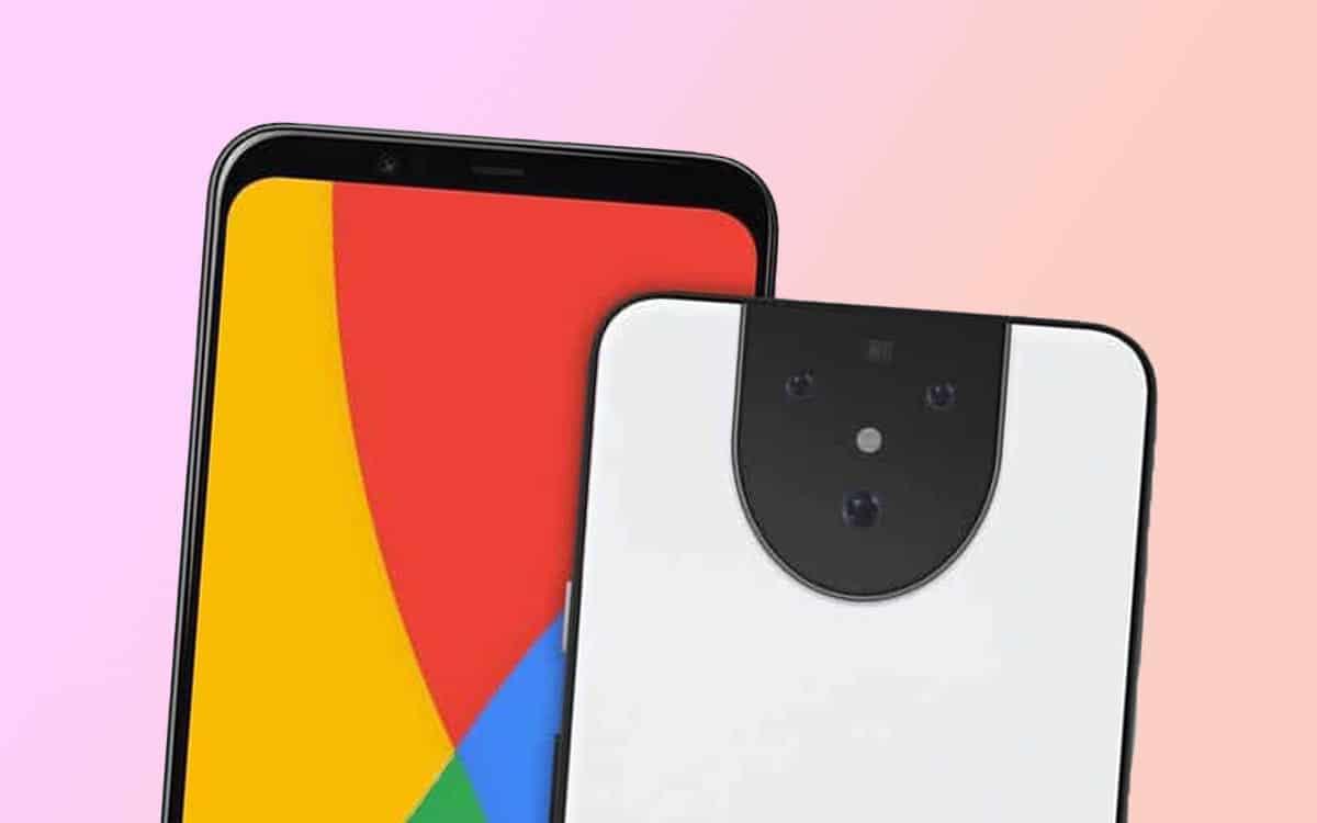pixel 5 google snapdragon 768G