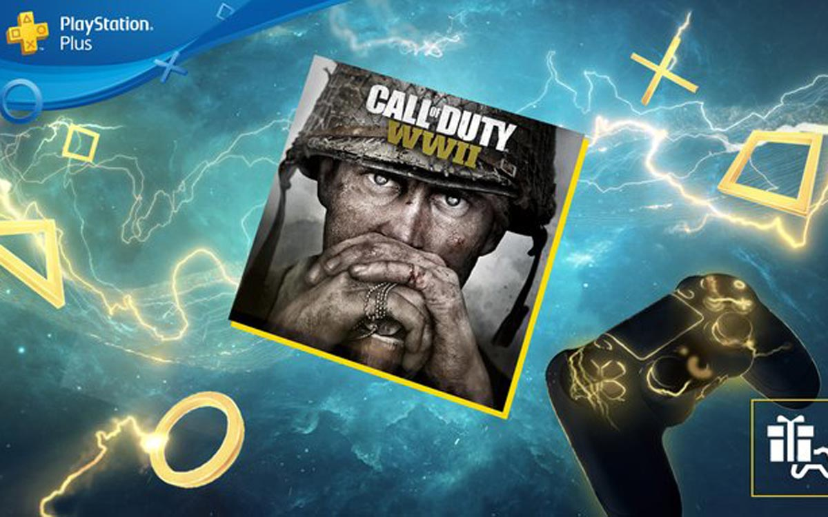 PlayStation Plus juin 2020 : Call of Duty WWII est offert