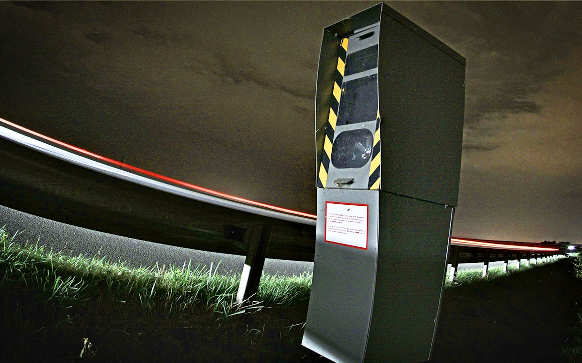 radar automatique france