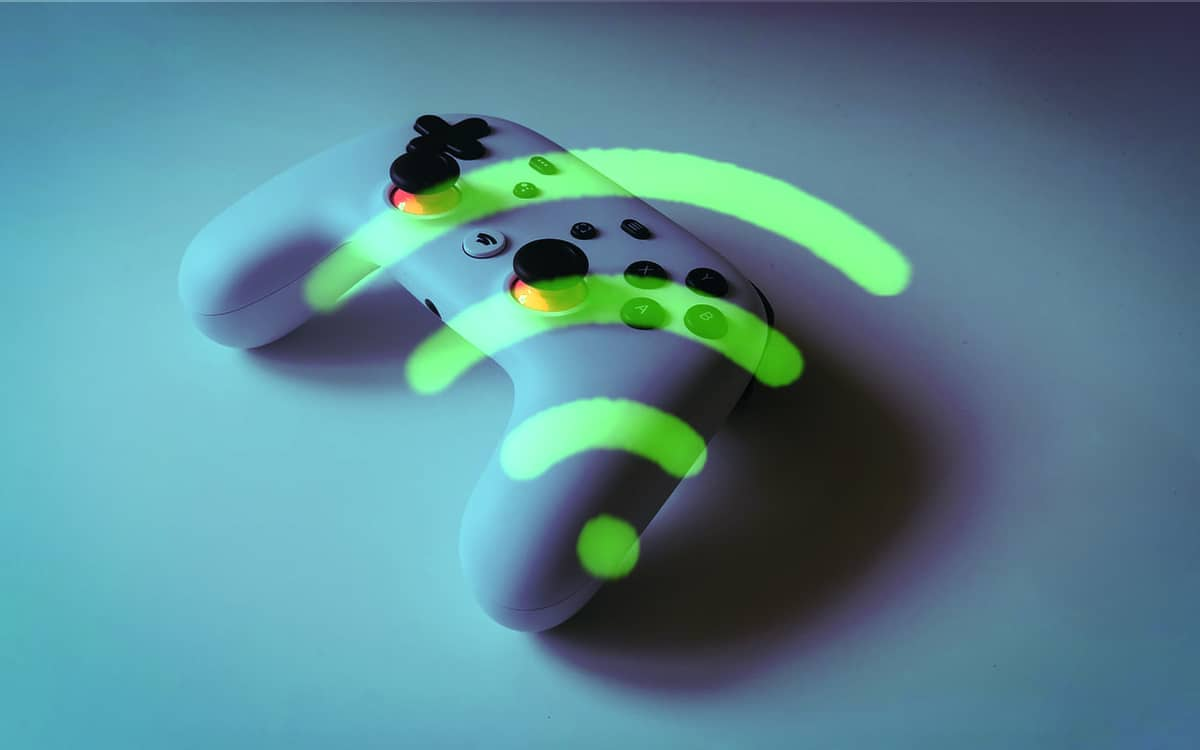 Stadia Controller WiFi