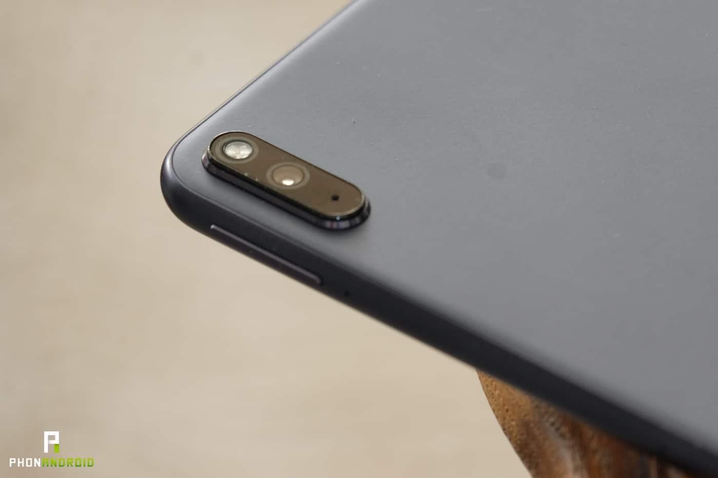 test huawei matepad pro appareil photo