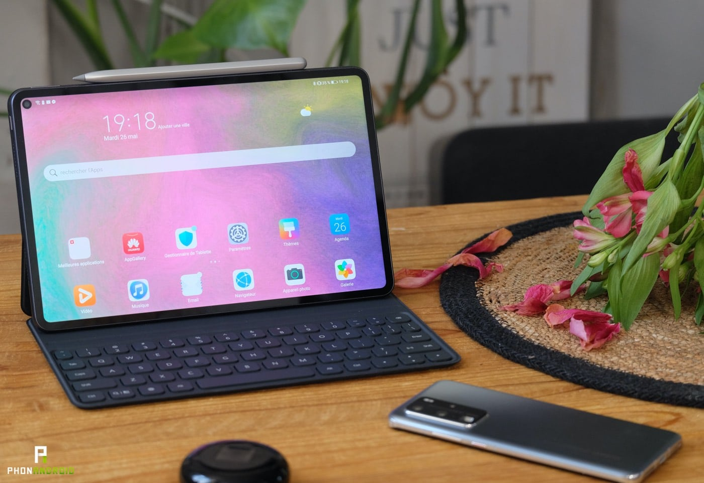 Test Huawei MatePad Pro : une bonne alternative à l'iPad Pro ?