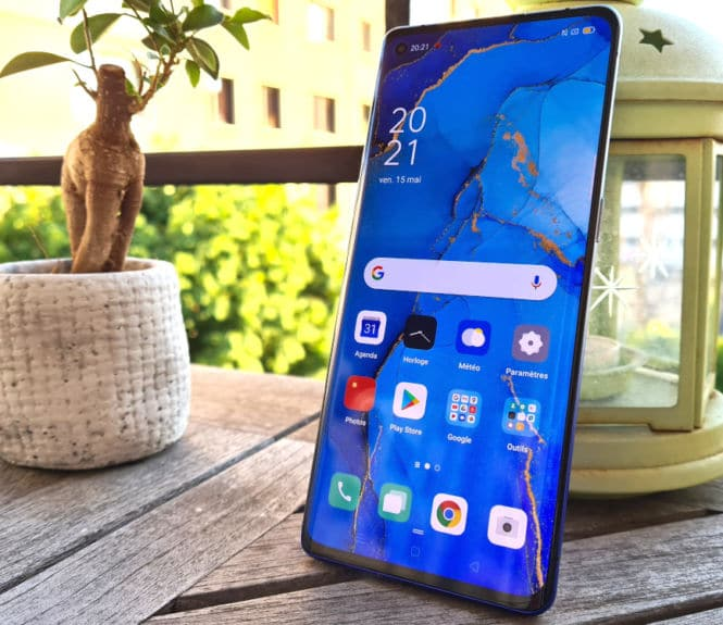 test oppo find x2 neo prise en main 1